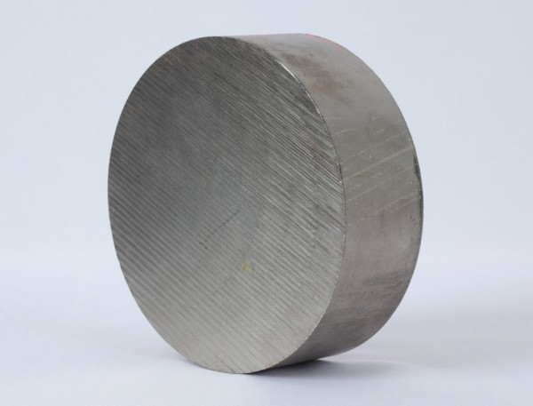 unmachined saw cut titanium blank