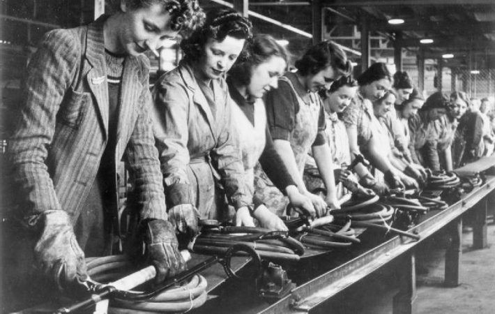 Can we achieve gender equality in manufacturing?