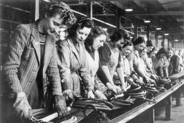 gender equality manufacturing