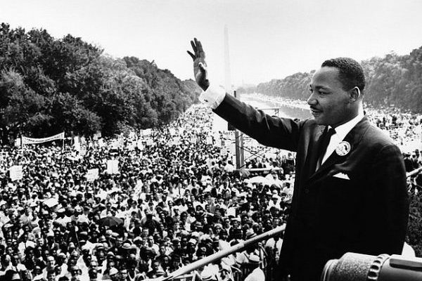 legacy of martin luther king
