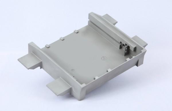 unmachined aluminum casting