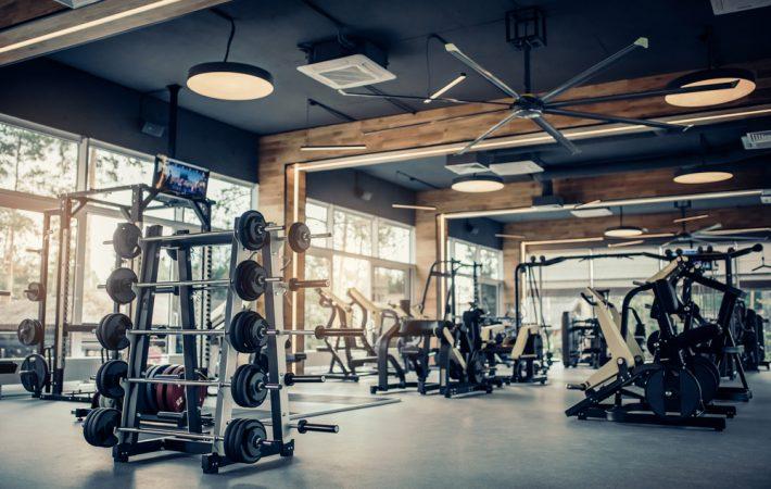 downside hotel gym